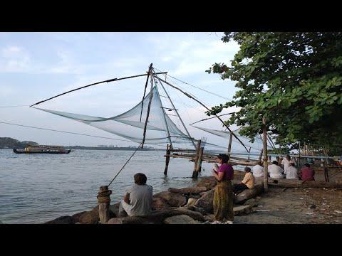 Beach And Streets Of Fort Kochi | Kerala | India