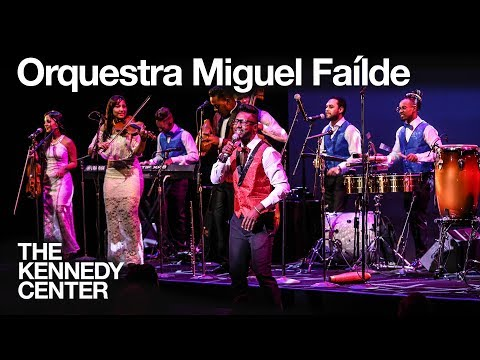 Orquestra Miguel Faílde | LIVE at The Kennedy Center