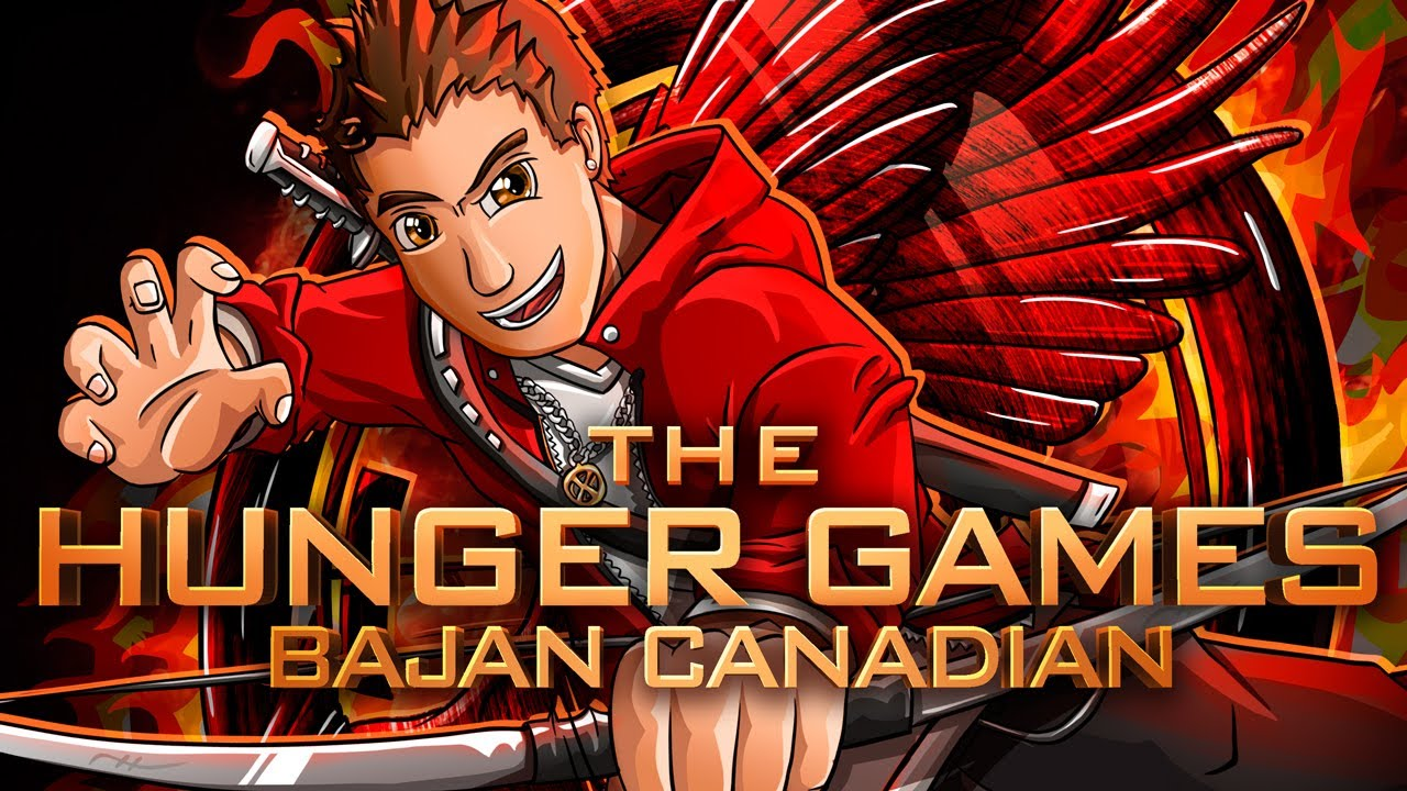 The Hunger Games Poster Speedart For BajanCanadian