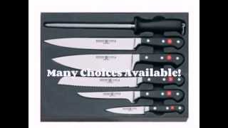 Wusthof Knives-Check Out this Video for a Wusthof Knives Discount