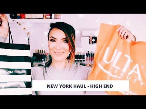 New York Haul l Sephora - Ulta Beauty - Ricky's