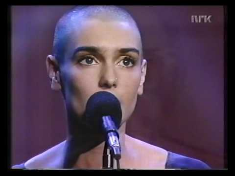 Sinead O'connor - Make me a channel of your peace - Thank you for hearing me