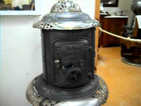 - Old Antique Wood Stove - YouTube