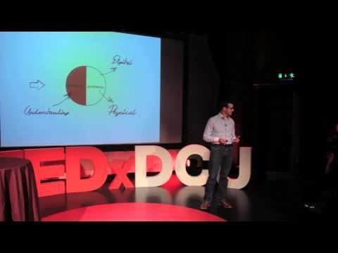 Running in the dark | Jonathan Turner | TEDxDCU