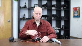 positional feedback with linear actuators demo