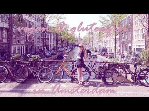 City Trip Amsterdam - vegan & glutenfrei