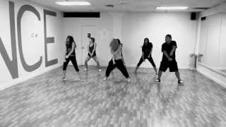 Freak-a-Leak Dance Choreography