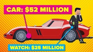 Most Expensive Things In The World Part 2