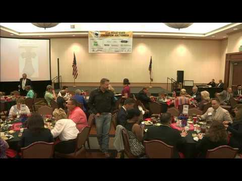 Texas Auctioneer Contest - 2016 Finals