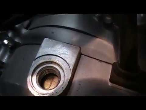 VALVE ADJUSTMENT ON A CHINESE QUAD - YouTube