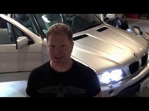 BMW E53 X5 OBSSSSD leather cleaner and conditioner DIY - Clean your leather!