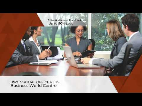 VIRTUAL OFFICE PLUS AT BUSINESS WORLD CENTRE