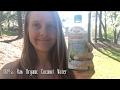 100% Raw - Cold Pressed - Coconut Water - Waterhill Organic