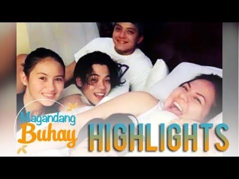 Magandang Buhay: Daniel changes the diapers of his siblings