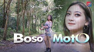 SHINTA ARSINTA ft DJ AXL | BOSO MOTO | Official Music Video |