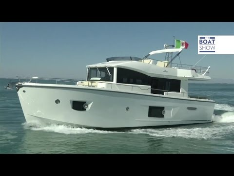 [ENG] CRANCHI  ECO TRAWLER 53 - Review - The Boat Show