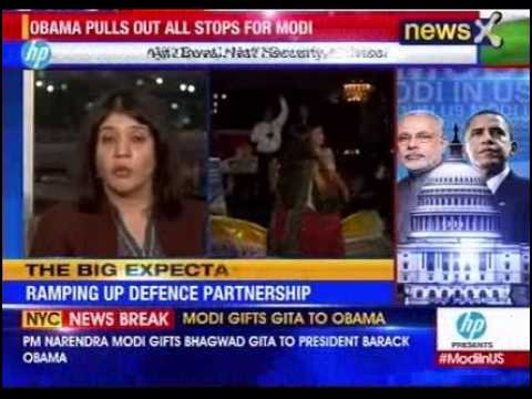 Narendra Modi meets President Obama, outlines key issues faced by India