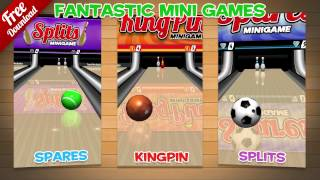 Strike! Ten Pin Bowling for Android, AppleTv, iOS and Nintendo Switch screenshot 1