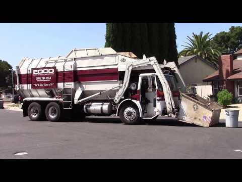 EDCO Waste & Recycling Services of Poway, CA (Part III)