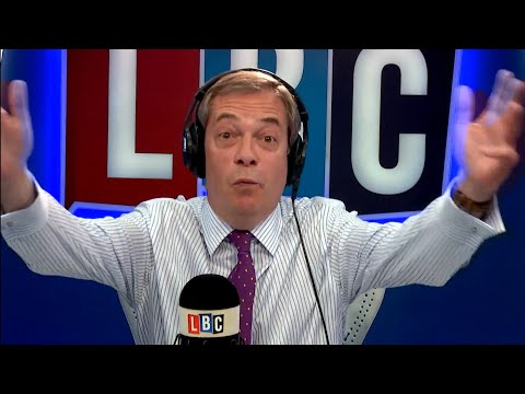 The Nigel Farage Show: Has Mark Zuckerberg impressed you this week? LBC - 12th April 2018