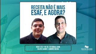 Receita não é mais ESAF, e agora?! com Silvio Sande e André Neiva