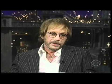 Warren Zevon Just Passed Away - Paul and David announced the sad new! Very Moving!
