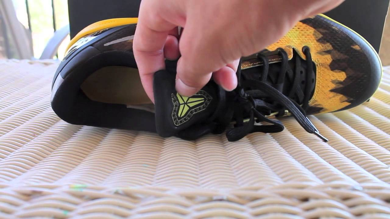 5becd137c411 Kobe 8 System  Sulfur  Review - YouTube