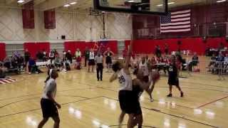 2014 USA Basketball Women's 3x3 National Championship - May 11 Gold Medal Game Highlights