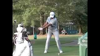 Jason Day - Golf Swing Face On - Swing Vision