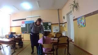 урок обучения грамоте в 1 кл буква Н