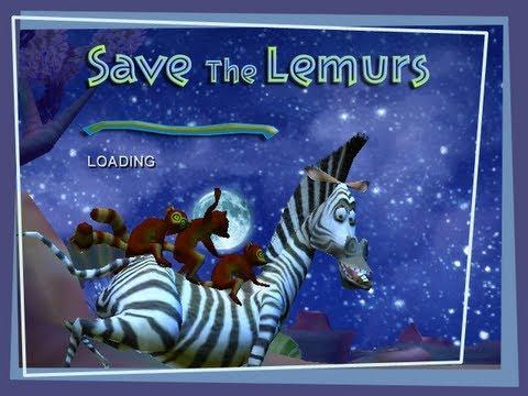 Madagascar: The Game (GameCube) - Level 6 - Save the Lemurs