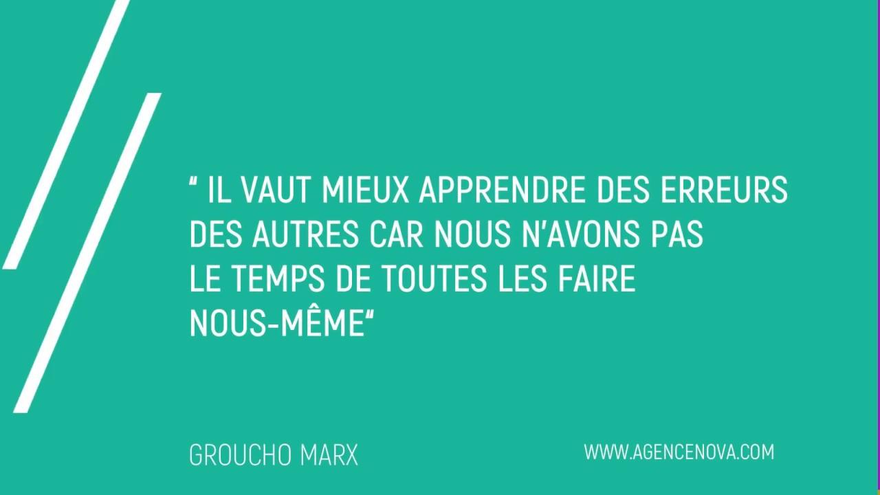 Citation Groucho Marx Youtube