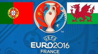 FIFA 16 EM-PROGNOSE #49 - HALBFINALE: PORTUGAL : WALES
