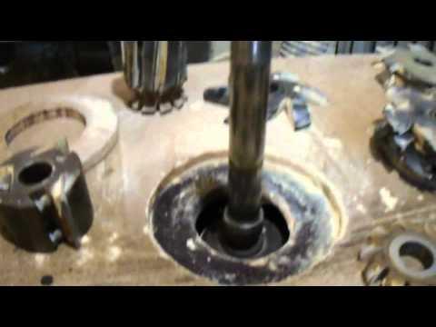 видео: Самодельный фрезер