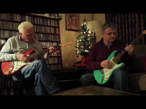 """Ivan Pongracic Jr. and Sr. playing The Shadows' """"Theme for Young Lovers"""" from YouTube · Duration:  2 minutes 49 seconds"""