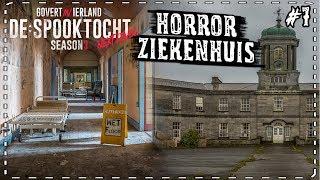 ➤ DE SPOOKTOCHT #7: BIZAR... Spuiten, Naalden & Bloed in Horror Ziekenhuis!
