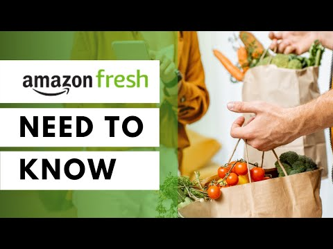 Amazon Fresh Review: How the Grocery Delivery Service Works