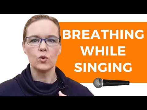 How to Control Breathing While Singing