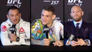 UFC 257: Лучшие моменты пресс конференции