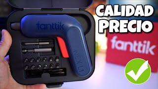 Fanttik NEX L1 PRO, Un Atornillador Eléctrico barato MEJOR que el de Xiaomi