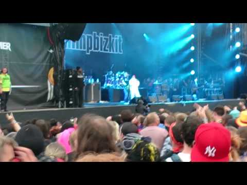 Limp Bizkit, Nookie. Download festial 2013