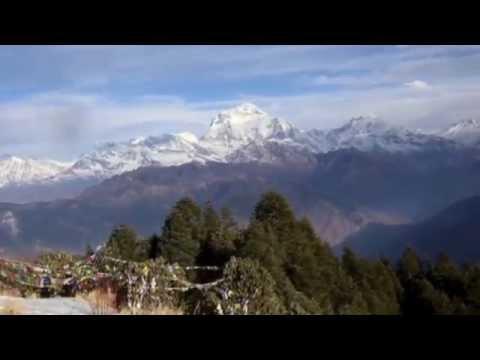Aruss Solar touring test Himalaya Nepal 2014