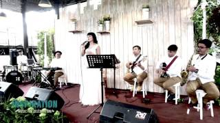 Glenn Fredly - Kau (INSPIRATION feat. YURA YUNITA Cover) - Wedding Music Bandung