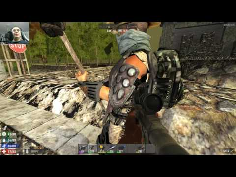 7 Days to Die #3 (multiplayer) CZ let's play by BANE