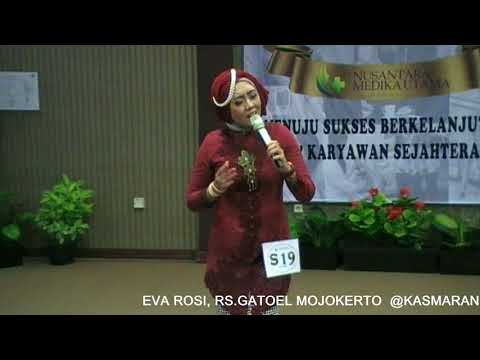 NMU:  EVA ROSI RS. GATOEL MOJOKERTO @ KASMARAN (KERONCONG)