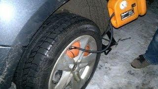 Давление в Автомобильных колесах - интересные факты...