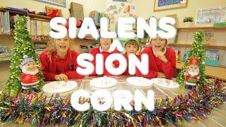 Sialens Siôn Corn | Ysgol Cwmbrân | Fideo Fi