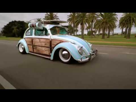 Exotic Graphix Wrap Like A King Volkswagen beetle!