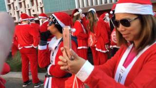 2016 Las Vegas Great Santa Run