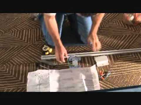 How To Install A Track Light Strip Lighting Tips